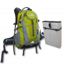 Tazz-Sport - Corazon Sahara 32 zelená + pouzdro na notebook