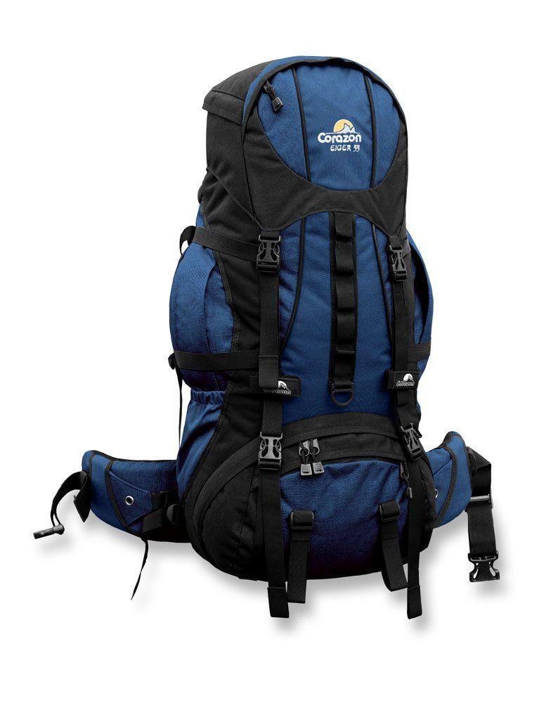 Tazz-Sport - Corazon Eiger 55 modrý