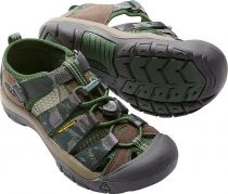 Tazz-Sport - KEEN Newport H2 Junior Cascade Brown / Kamo