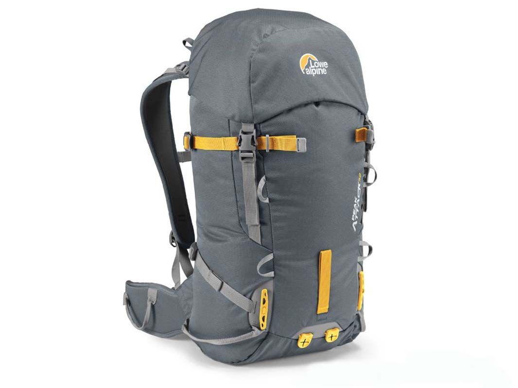 Tazz-Sport - Lowe Alpine Peak Attack 32 zinc/amber