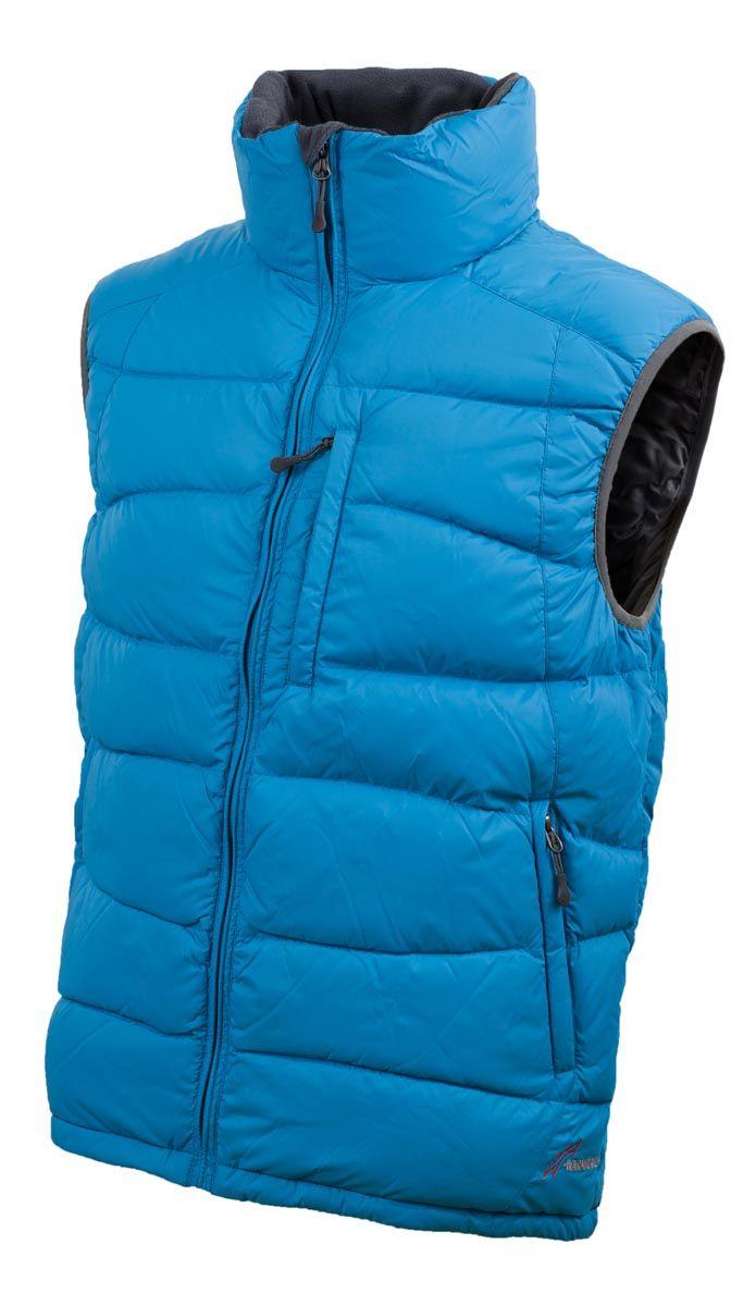 Tazz-Sport - Warmpeace Jason vesta péřová Bay blue