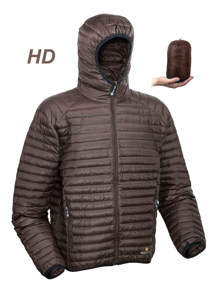 Tazz-Sport - Warmpeace Nordvik HD brown