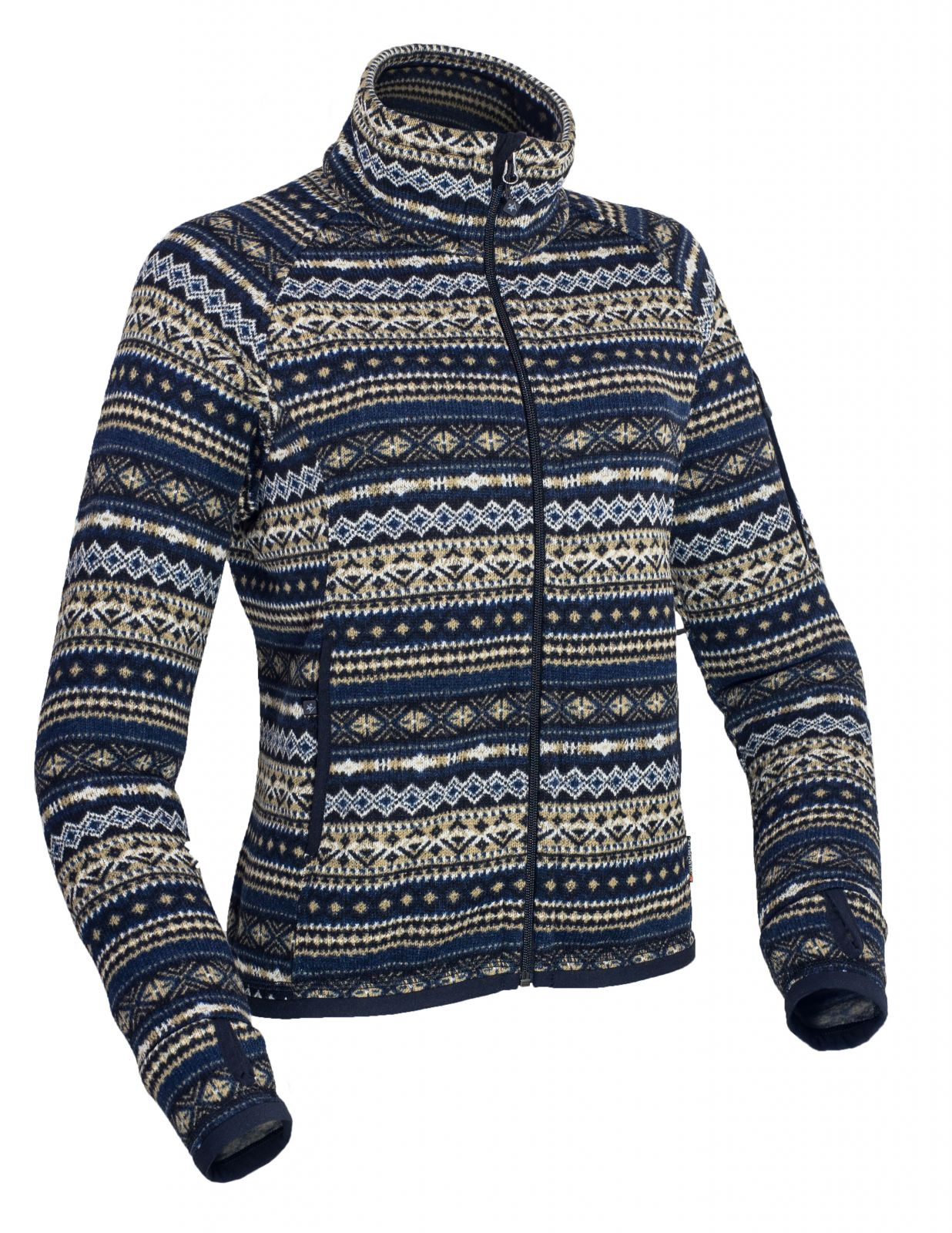 Tazz-Sport - Warmpeace Norwega lady navy