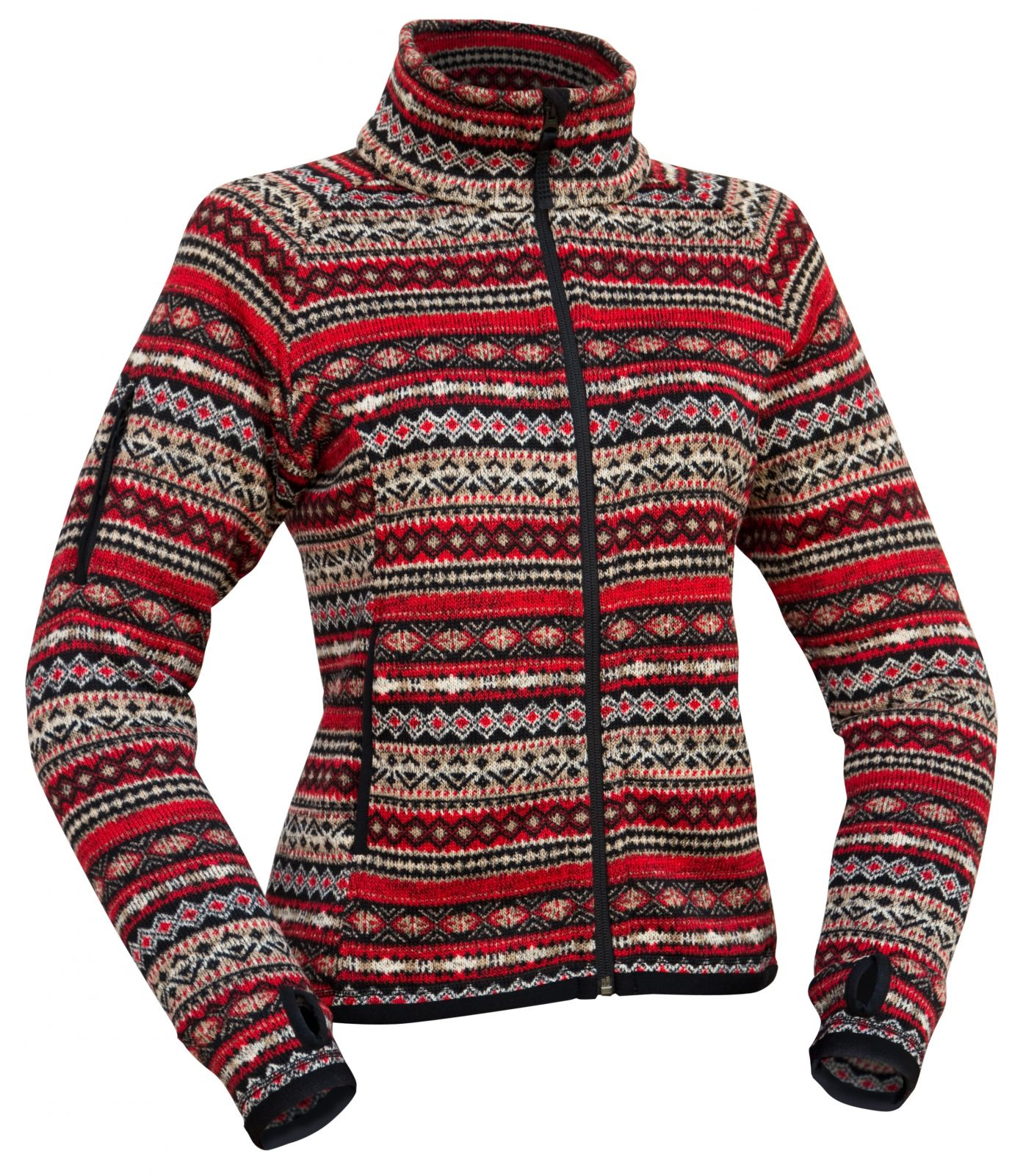 Tazz-Sport - Warmpeace Norwega lady red