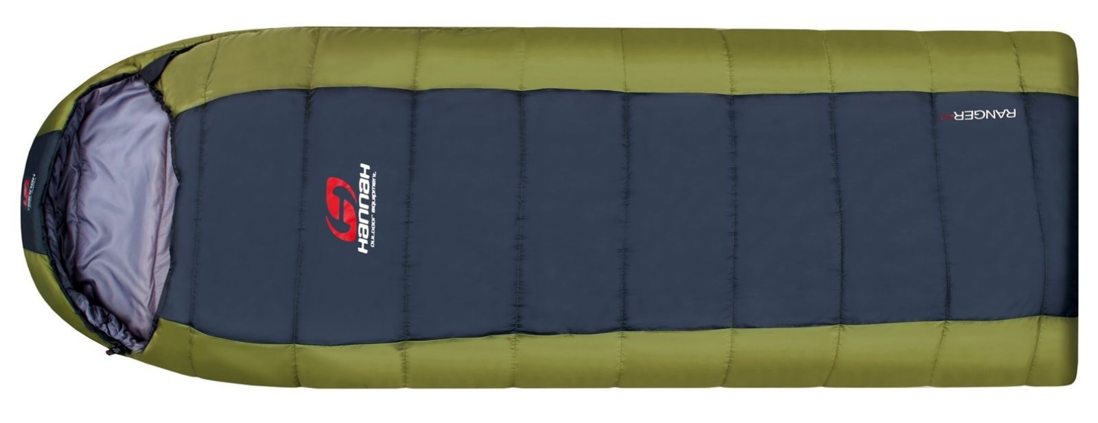 Tazz-Sport - Hannah Ranger 200 Calla green / Graphite 195 spací pytel