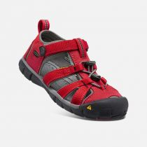 KEEN Seacamp II CNX Junior Racing Red / Gargoyle