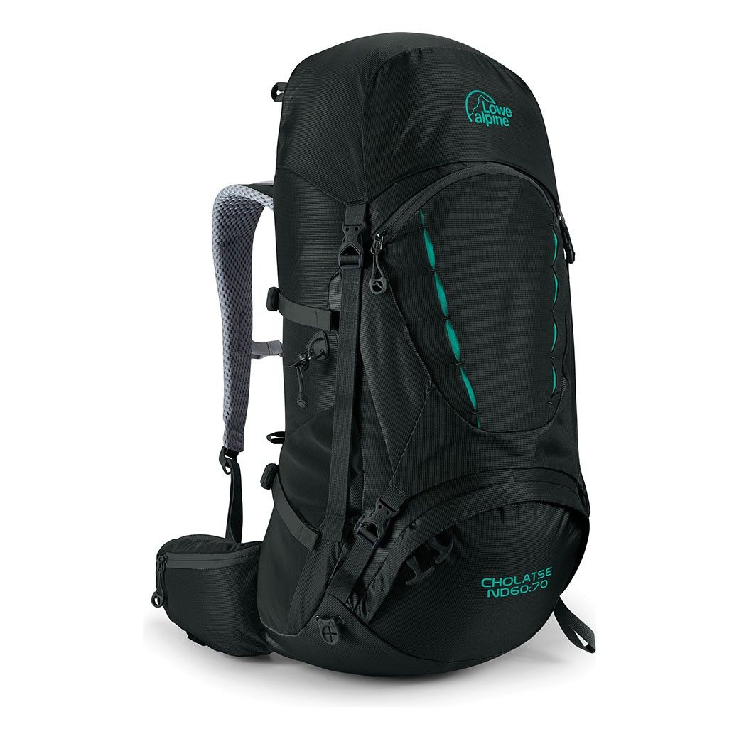 Tazz-Sport - Lowe Alpine Cholatse ND 60:70 Black
