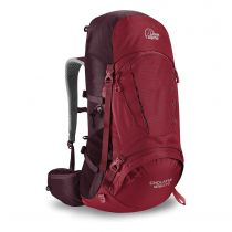 Lowe Alpine Cholatse ND 60:70 Rio Red / Fig