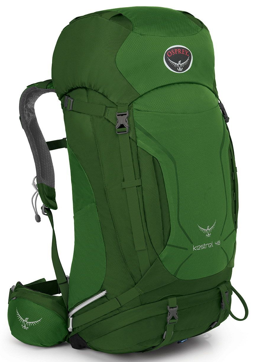 Tazz-Sport - Osprey Kestrel 48 jungle green