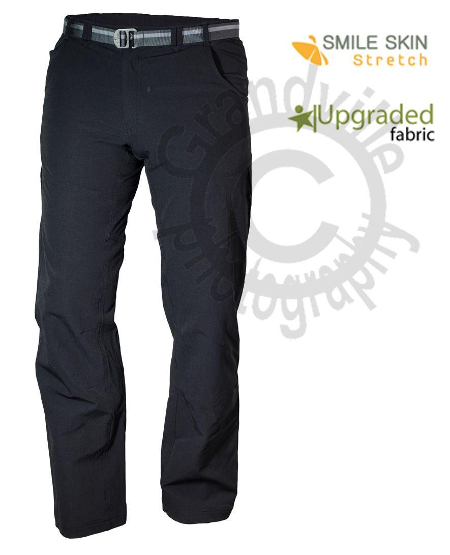 Tazz-Sport - Warmpeace Torg II black kalhoty pánské