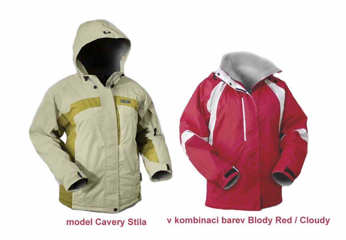Tazz-Sport - Cavery Stila blody red / cloudy Hannah