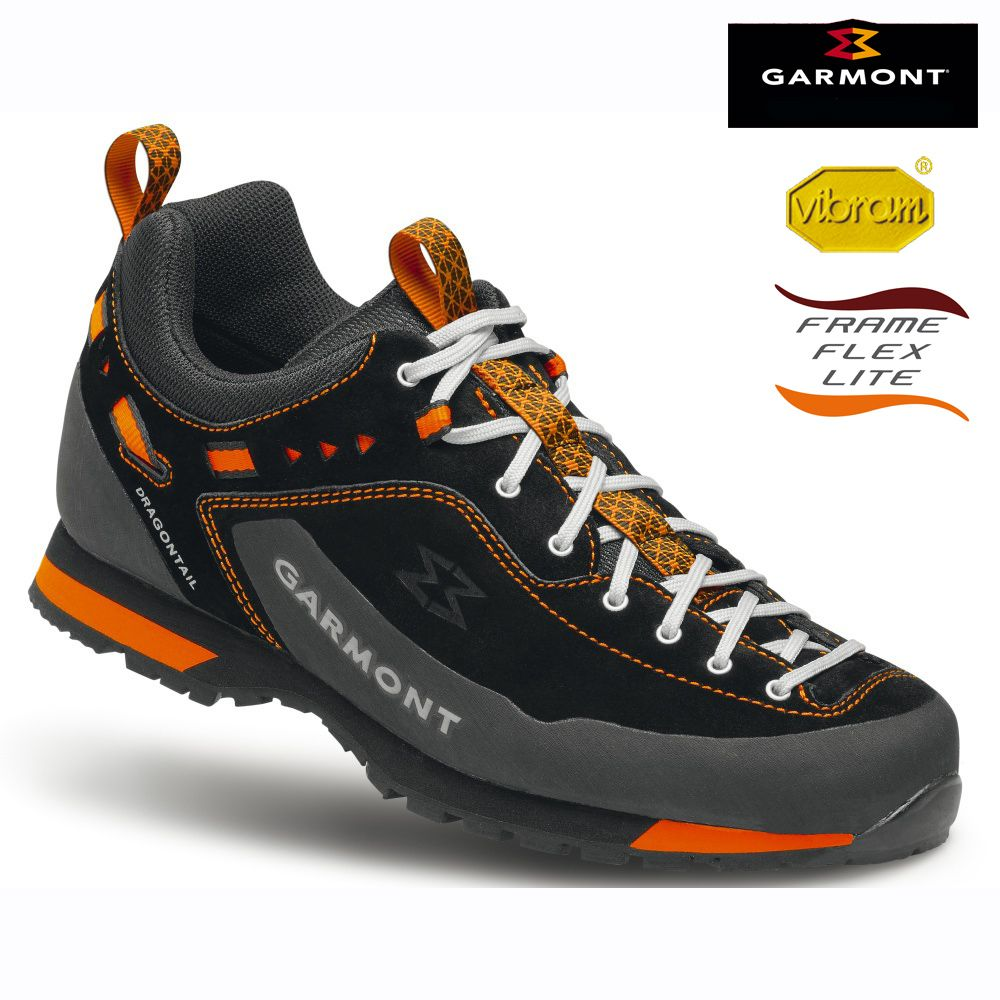 Tazz-Sport - Garmont Dragontail LT black / orange