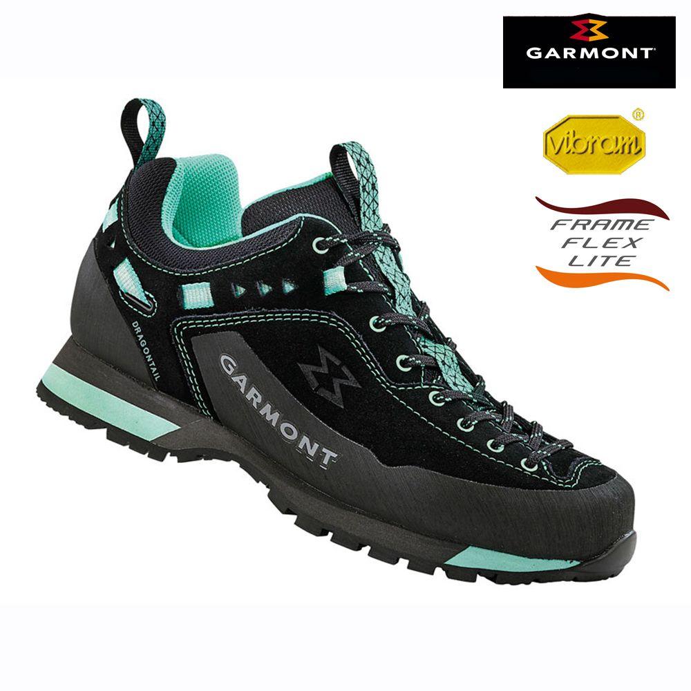 Tazz-Sport - Garmont Dragontail LT W Black / Light Green