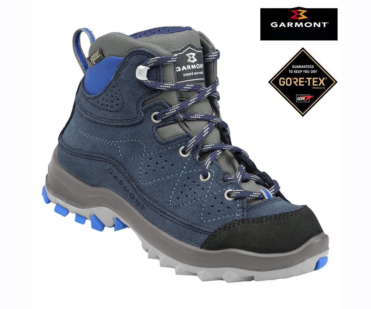 Tazz-Sport - Garmont Escape Tour GTX junior blue