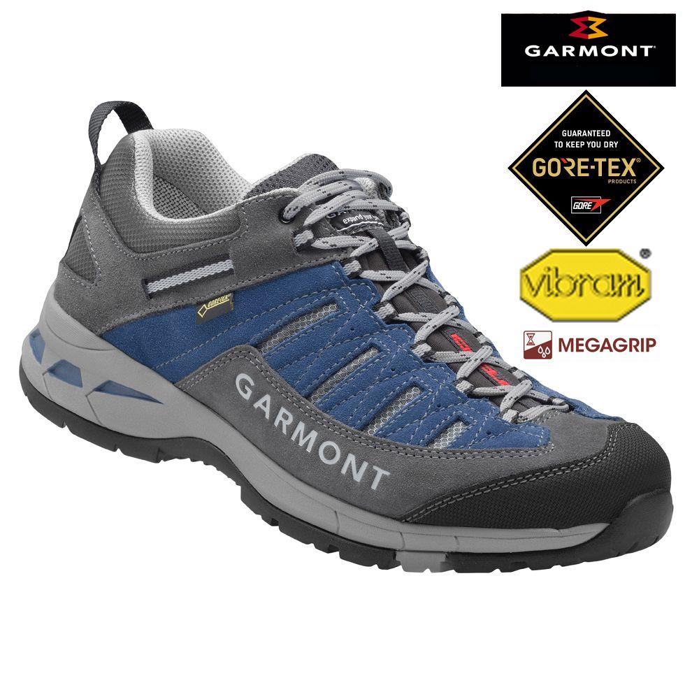 Tazz-Sport - Garmont Trail Beast GTX M blue