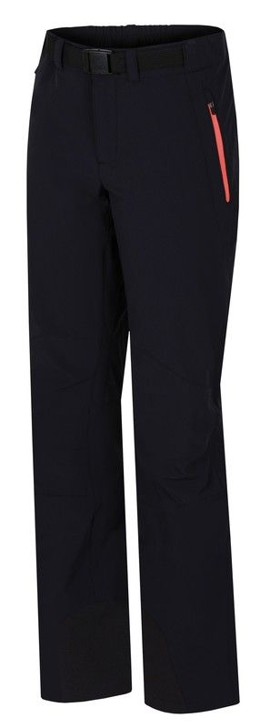 Tazz-Sport - Hannah Garwynet Anthracite / Pink dámské kalhoty