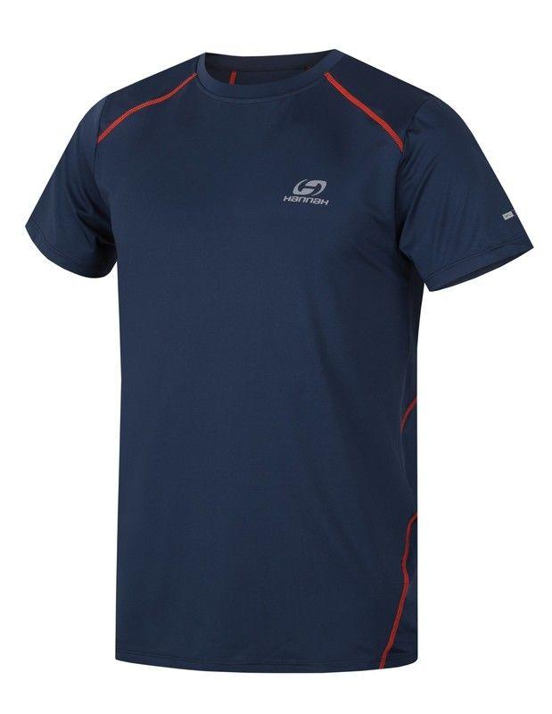 Tazz-Sport - Hannah Pacaba Midnight navy / orange tričko