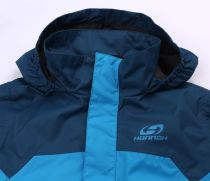 Tazz-Sport - Hannah Peeta JR Methyl blue / Moroccan blue dětské bunda
