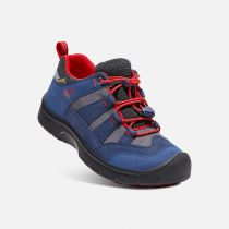 Tazz-Sport - KEEN Hikeport WP JR Dress blues / Firey red
