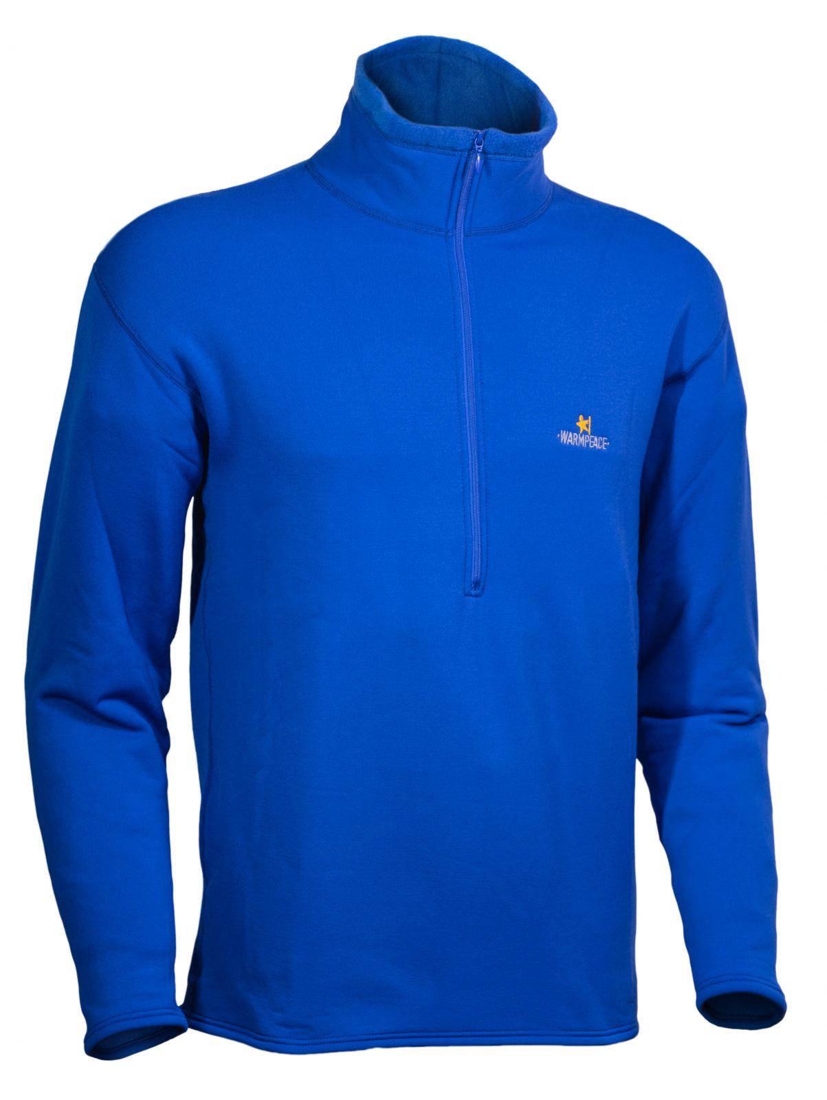 Tazz-Sport - Warmpeace Fram royal blue Polartec Powerstretch