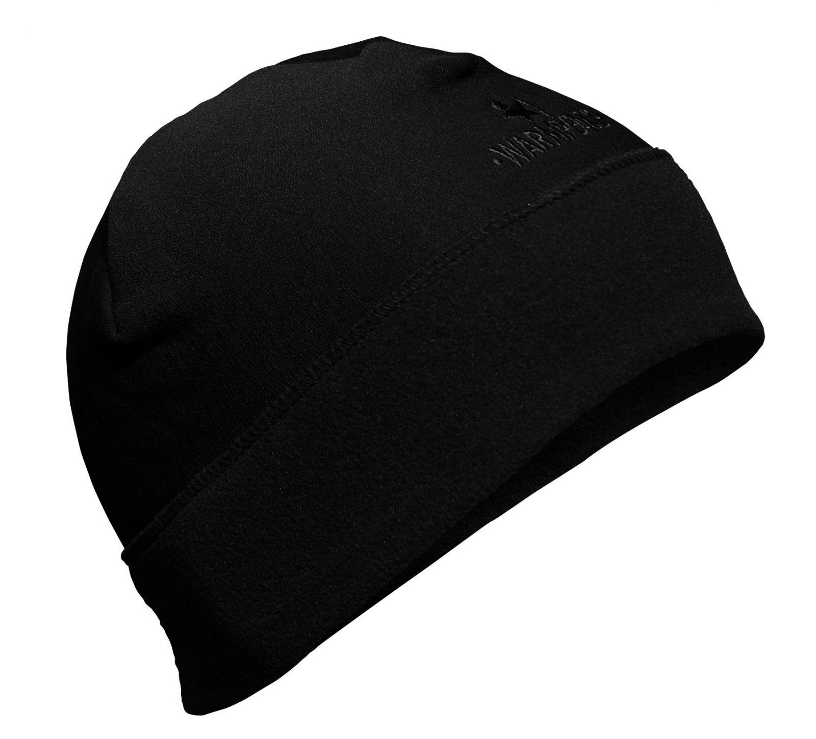 Tazz-Sport - Warmpeace Skip black čepice Polartec Powerstretch